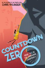 Countdown Zero : The Codename Conspiracy - Chris Rylander