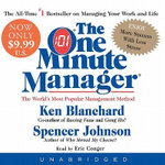 The One Minute Manager : One Minute Manager Low Price, the CD - Ken Blanchard