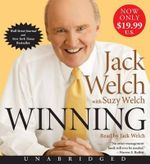 Winning : Winning Low Price CD - Jack Welch