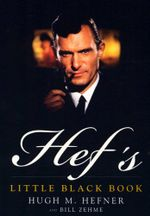 Hef's Little Black Book - Hugh Hefner