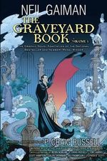The Graveyard Book Graphic Novel : Volume 1 - Neil Gaiman
