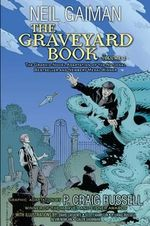 The Graveyard Book Graphic Novel : Volume 2 - Neil Gaiman