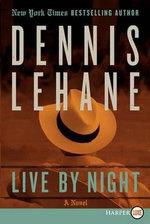 Live by Night LP - Dennis Lehane