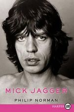 Mick Jagger LP - Philip Norman