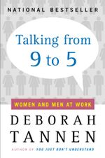 Talking from 9 to 5 - Deborah Tannen
