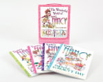 Fancy Nancy : The Wonderful World of Fancy Nancy Four-Book Extravaganza! - Jane O'Connor