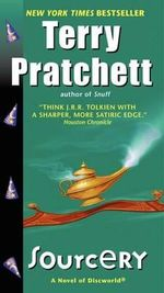 Sourcery : A Novel of Discworld - Terry Pratchett