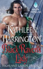 Black Raven's Lady : Highland Lairds Trilogy - Kathleen Harrington