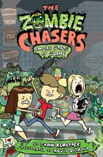 The Zombie Chasers #4 : Empire State of Slime - John Kloepfer