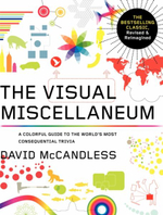 Visual Miscellaneum : A Colorful Guide to the World's Most Consequential Trivia - David McCandless