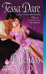 Any Duchess Will Do : Spindle Cove - Tessa Dare