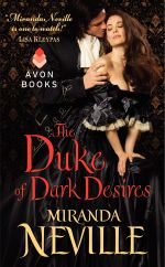 The Duke of Dark Desires : Wild Quartet - Miranda Neville