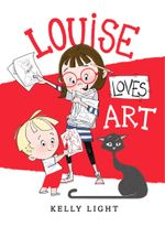 Louise Loves Art - Kelly Light