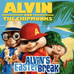 Alvin and the Chipmunks : Alvin's Easter Break - Jodi Huelin