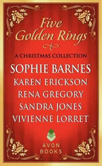 Five Golden Rings : A Christmas Collection - Sophie Barnes