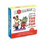 Learn to Read With Tug the Pup and Friends : Box set 1 - Julie M Wood