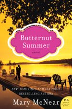 Butternut Summer : A Novel - Mary McNear