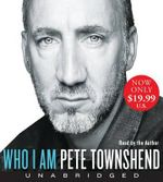 Who I Am : Who I Am Low Price CD - Pete Townshend