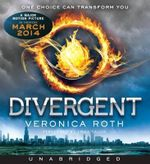 Divergent CD : Divergent Trilogy - Veronica Roth