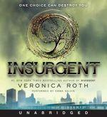 Insurgent CD : Insurgent CD - Veronica Roth