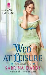 Wed at Leisure - Sabrina Darby