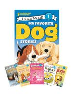 My Favorite Dog Stories : Learning to Read Box Set - Jan Berenstain
