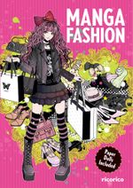 Manga Fashion with Paper Dolls - ricorico