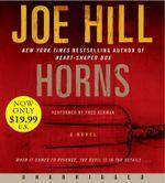 Horns : Horns Low Price CD - Joe Hill