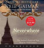 Neverwhere : Neverwhere Low Price CD - Neil Gaiman