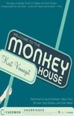 Welcome to the Monkey House : Welcome to the Monkey House Low Price CD - Kurt Vonnegut, Jr.