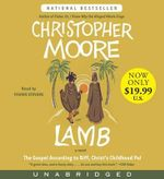 Lamb Low Price CD : The Gospel According to Biff, Christ's Childhood Pal - Christopher Moore