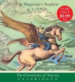 The Magician's Nephew : The Magician's Nephew Low Price CD - C S Lewis