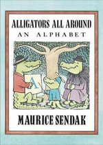 Alligators All Around Board Book : An Alphabet - Maurice Sendak