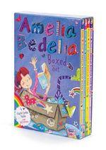 Amelia Bedelia Boxed Set : Amelia Bedelia Means Business/Amelia Bedelia Unleashed/Amelia Bedelia Road Trip!/Amelia Bedelia Goes Wild! - Herman Parish