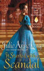 It Started with a Scandal : Pennyroyal Green Series - Julie Anne Long