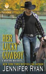 Her Lucky Cowboy : A Montana Men Novel - Jennifer Ryan