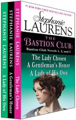 The Bastion Club : Bastion Club Novels 1, 2, and 3 - Stephanie Laurens