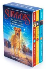 Survivors Box Set : The Empty City/A Hidden Enemy/Darkness Falls - Erin L Hunter