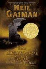The Graveyard Book Commemorative Edition - Neil Gaiman