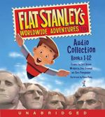 Flat Stanley's Worldwide Adventures Audio Collection : Books 1-12 - Jeff Brown