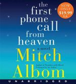 The First Phone Call from Heaven Low Price CD - Mitch Albom