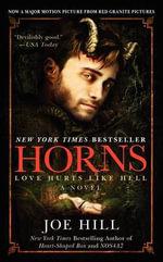 Horns Movie Tie-In Edition - Joe Hill