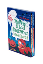 My Weird School Halloween 3-Book Box Set - Dan Gutman