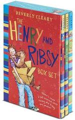 The Henry and Ribsy Box Set : Henry Huggins, Henry and Ribsy, Ribsy - Beverly Cleary