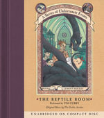 The Reptile Room : The Reptile Room CD - Lemony Snicket