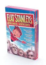 Flat Stanley's Worldwide Adventures #1-4 - Jeff Brown