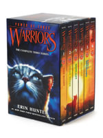 Warriors : Power of Three Box Set: Volumes 1 to 6 - Erin Hunter