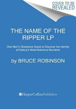 They All Love Jack LP : Busting the Ripper - Bruce Robinson