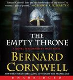 The Empty Throne CD - Bernard Cornwell