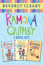 Ramona 3-Book Set - Beverly Cleary